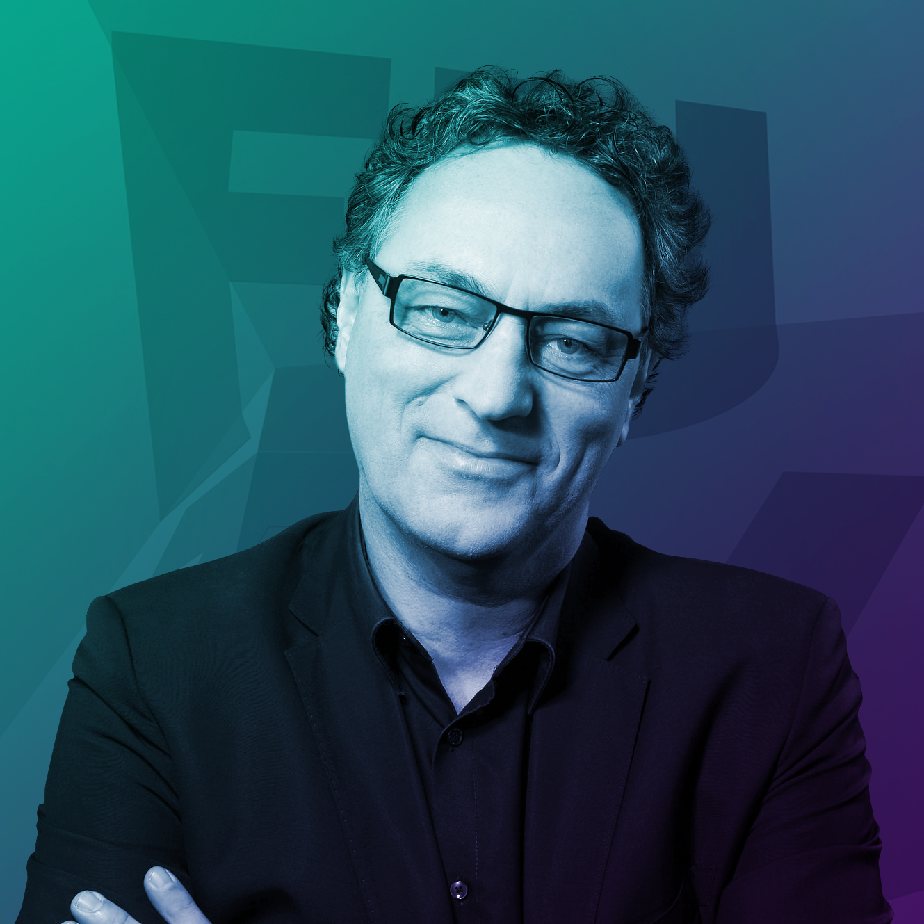 Gerd Leonhard Future Port Prague 10.—11. 9. 2019