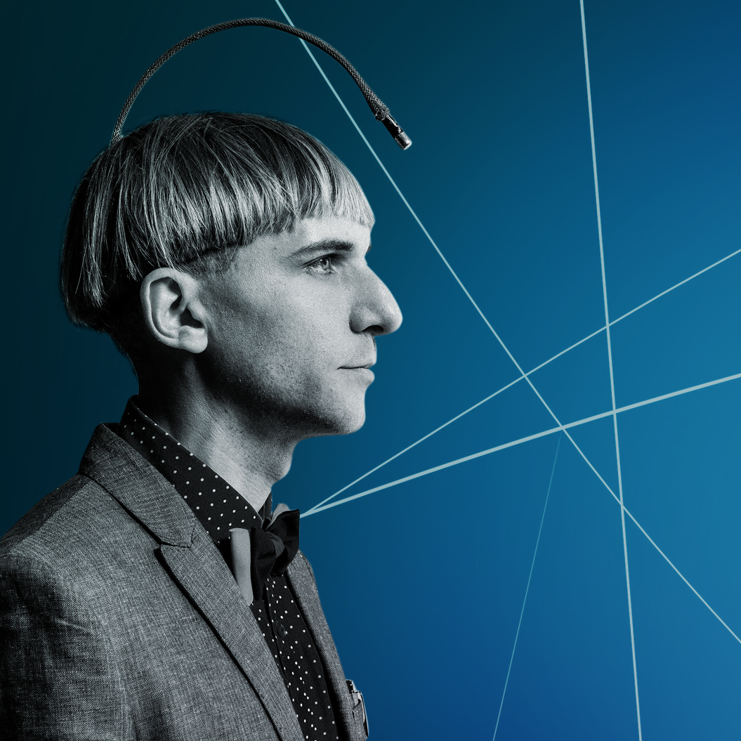 Neil Harbisson Future Port Prague 10.—11. 9. 2019