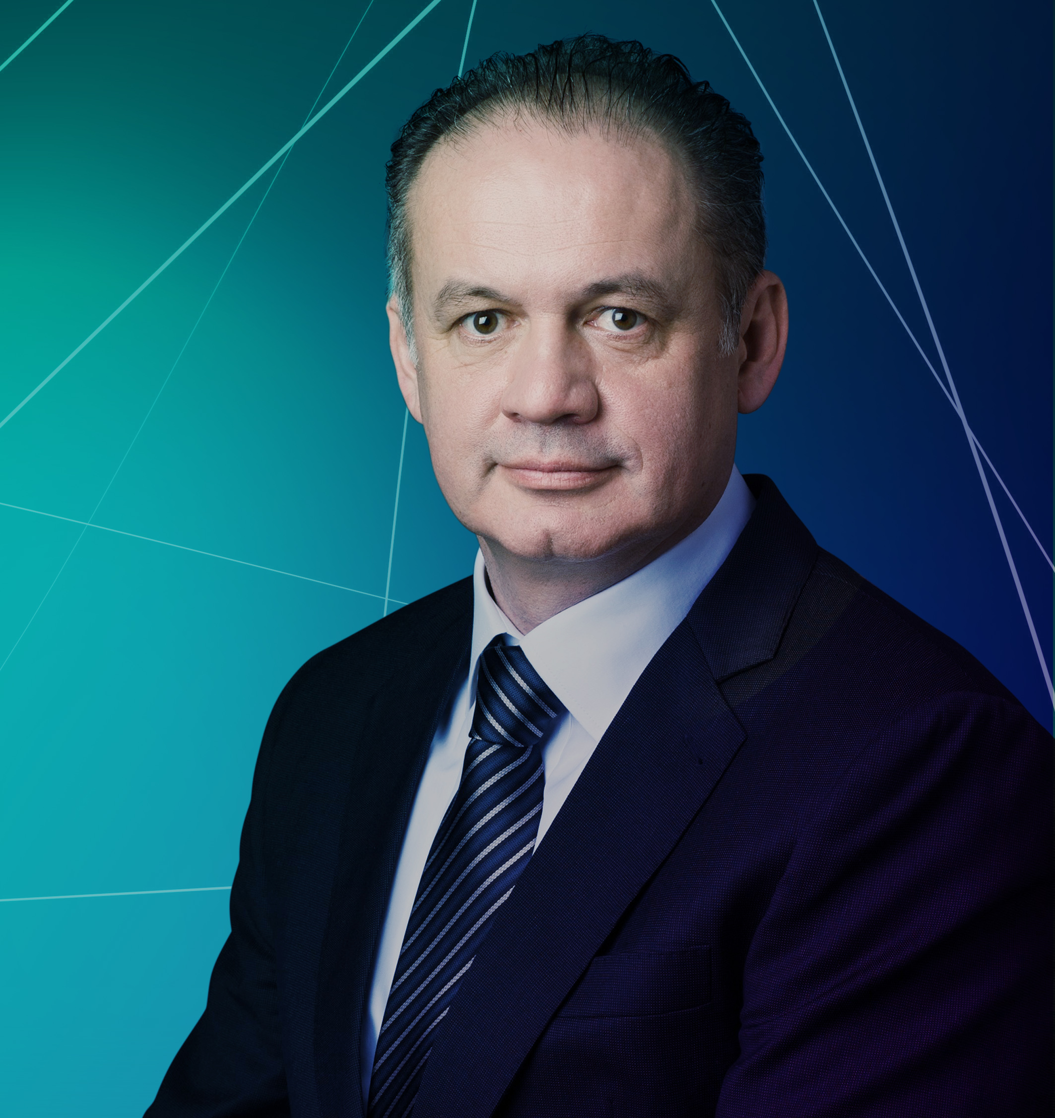 Andrej Kiska Future Port Prague 10.—11. 9. 2019