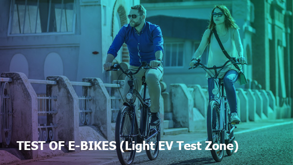 test-e-bikes - Future Port Prague 10.—11. 9. 2019